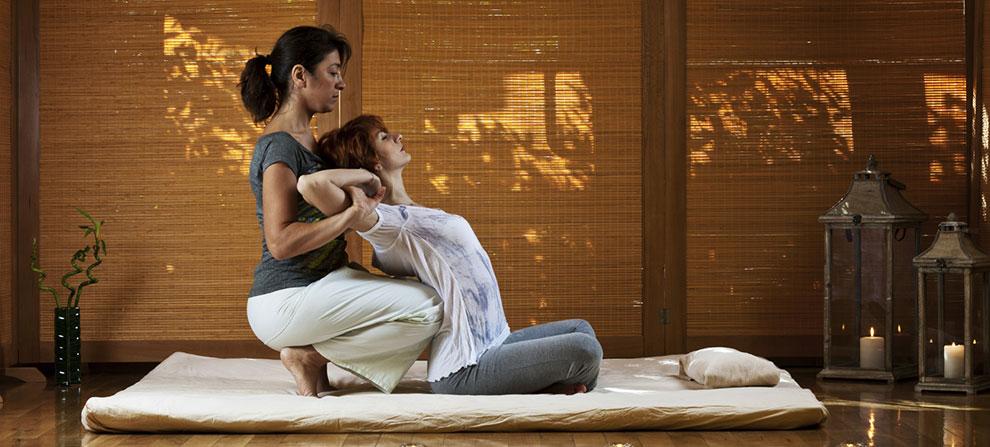 Thai Yoga MassageYoga TherapyWashington DC Massage Chair
